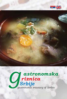 Gastronomy treasury of Serbia