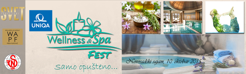 Wellness & Spa Fest 2015.