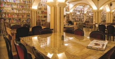 Hotels and libraries: Reading salons – the forgotten symbol of prestige