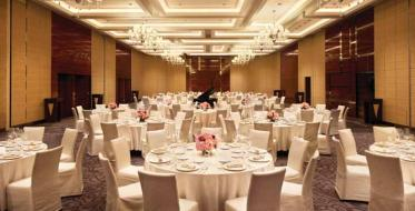 Hotels and restaurants specialized in wedding celebrations
