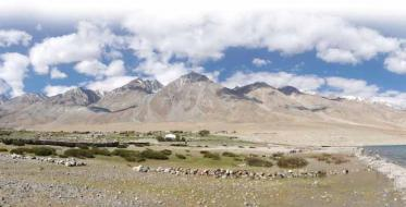 Ladakh - experience of small in spacious!