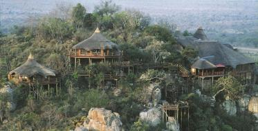 Ulusaba: Hotel for brave adventurers