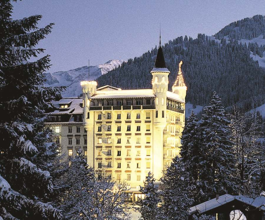 Hotel Le Palace: Kingdom on the top of the mountain