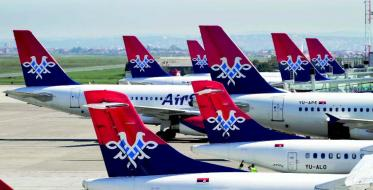 Air Serbia - For ninety years customized for passengers