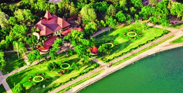 Palić: From the sleeping spa to tourism boutique