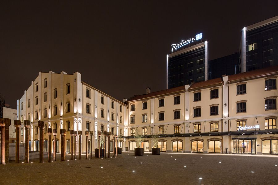 Beogradski 'Radisson' dobitnik 'World Luxury Hotel Awards'
