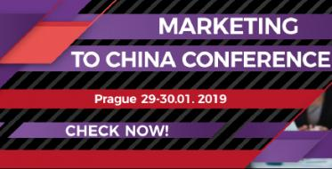 "Konferencija ""Marketing to China"" 29. januara u Pragu"