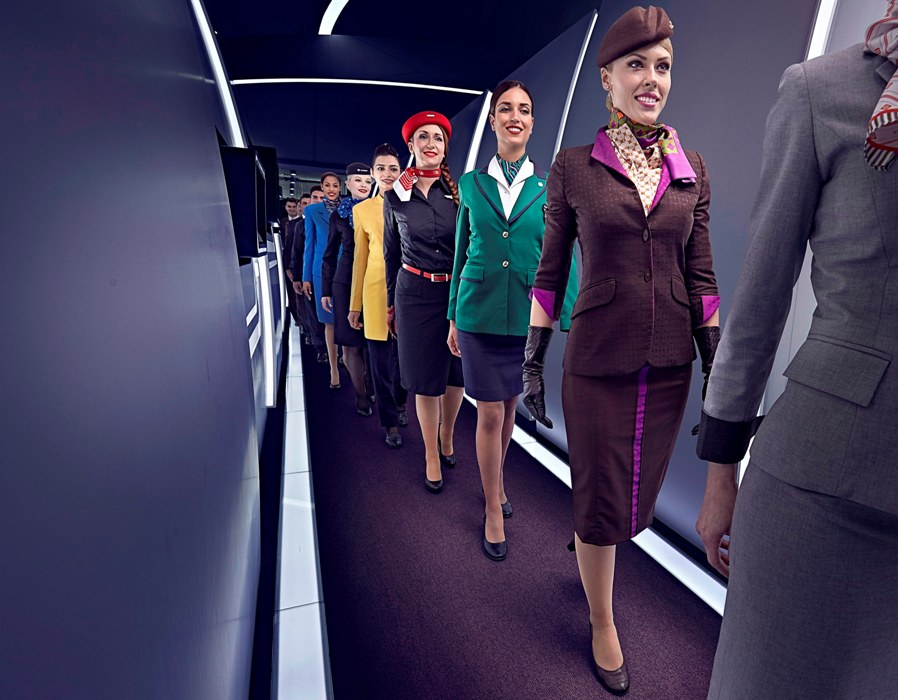 'Etihad Airways' postao zvanična aviokompanija 'Fashion Week'-a