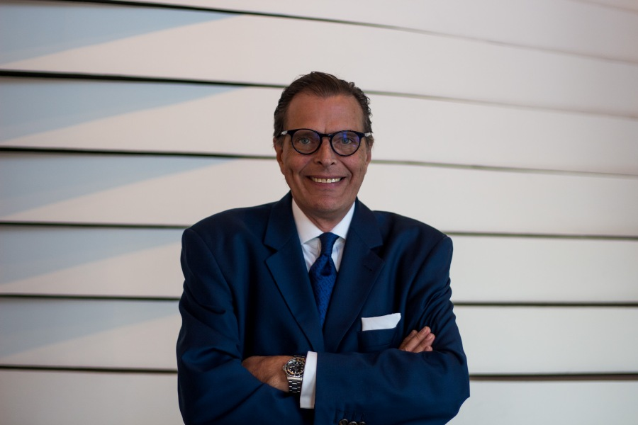 EXCLUSIVE INTERVIEW: Michael Caspar, the new GM of Radisson Collection Hotel, Old Mill Belgrade