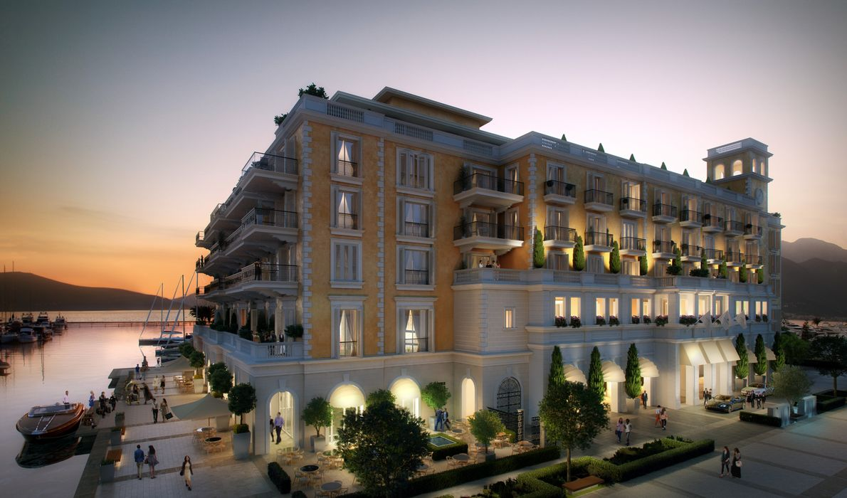 Regent Porto Montenegro dobitnik nagrade 'World Luxury Hotel Award'